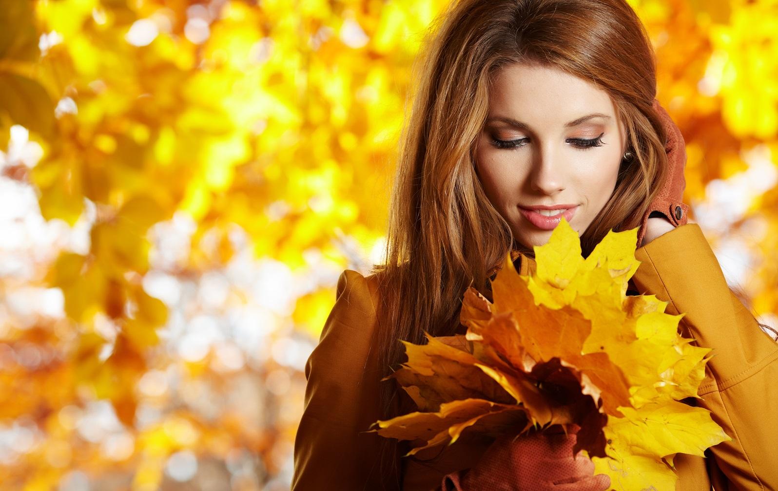 Cuidado especial para el pelo en otoño